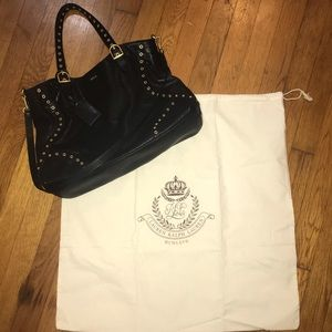 Ralph Lauren purse // all offers welcome